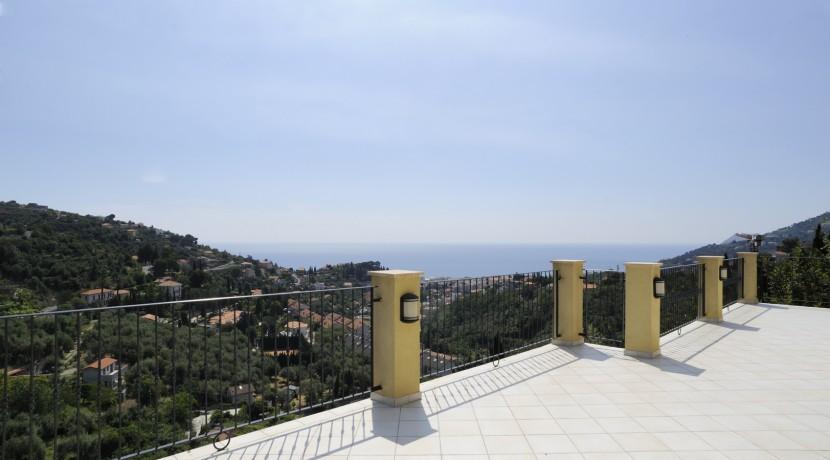 a terrazza con vista